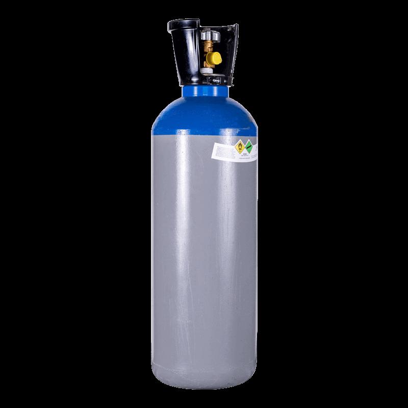 Serbatoio di protossido di azoto 15 kg